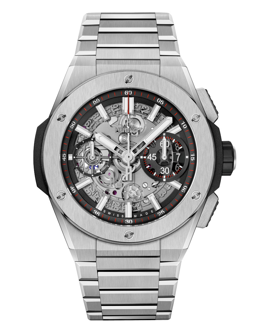 Big Bang Unico Titanium Automatic Chronograph Watch